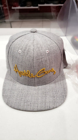 Hustle Gang Gold Cap