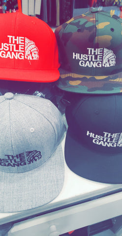 Hustle Gang North Chief Cap