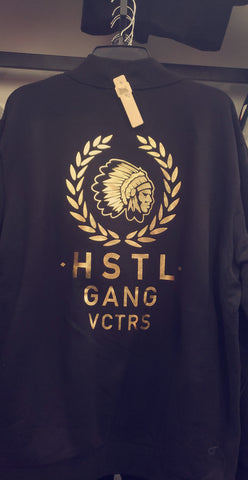 Hustle Gang VCTRS Zip Up Fleece