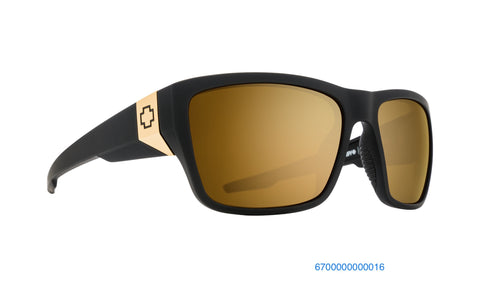 Spy Dirty Mo 2 25 Anniversary Matte Black Gold