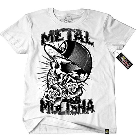 Metal Mulisha Roses And Stars T-Shirt