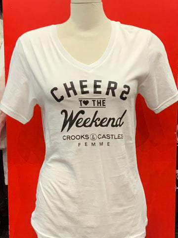 Crooks & Castle Saudu Tee