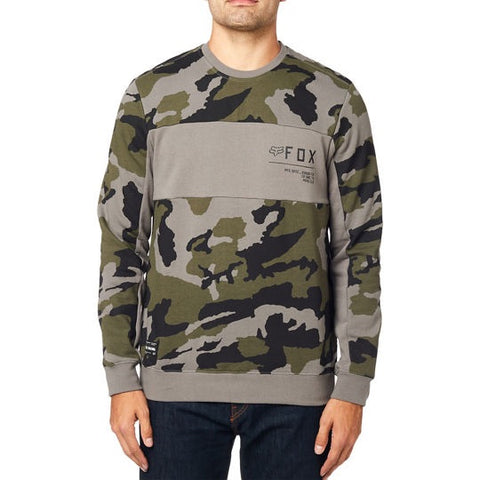 Fox Stop Crew Fleece