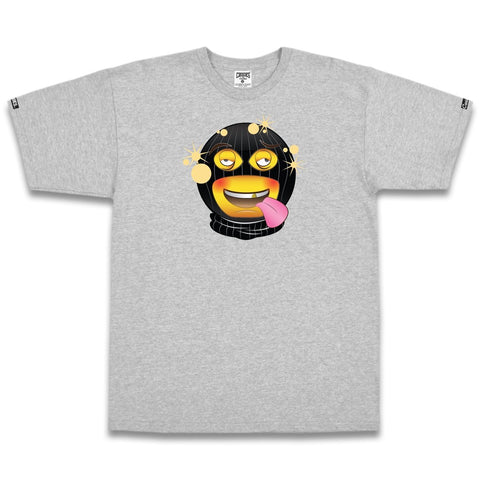Crooks & Castle Drunk Emoji Tee
