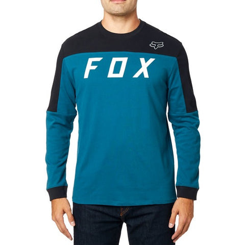 Fox Grizzled LS Airline Knit
