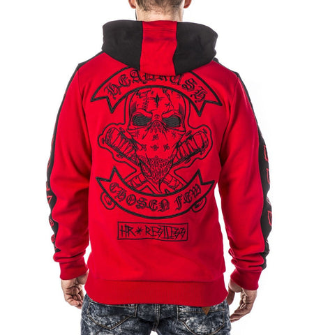 The Catastrophe Mens Hoodie