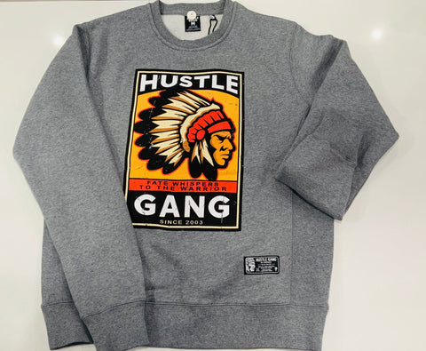 Hustle Gang chief crew