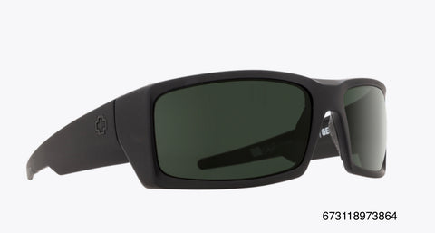 Spy General Soft Matte Black