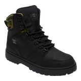 Dc Peary Tr Leather Boots
