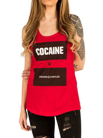 Crooks & Castle Cocaine Tank