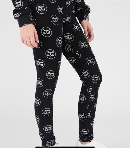 Crooks &castles all ovr leggings