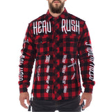 HeadRush The Dollars & Sense Plaid/Flannel