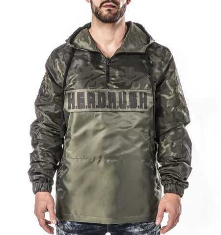 The Headquarters tales Anorak jacket