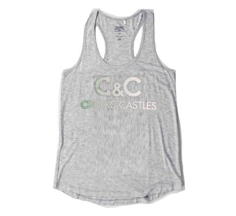 Crooks & Castle Rainbow Tank