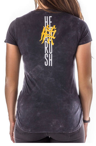 HeadRush Bronx Session Vneck Tee