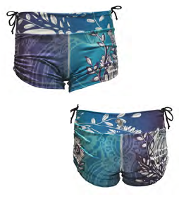 Stiller Of Storms Shorts