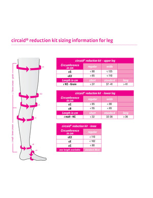 circaid Reduction Kit Lower Leg