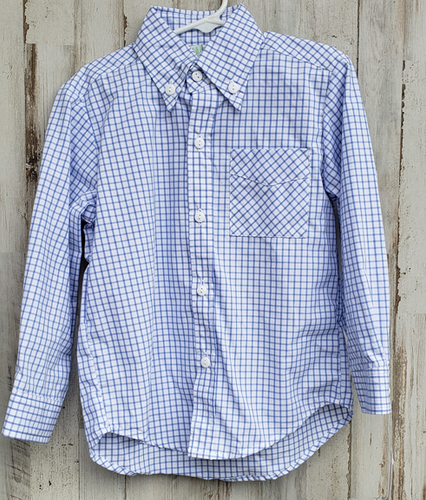 Harris Button Down Collar Shirt