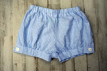 Load image into Gallery viewer, Jamie Unisex Banded Button Shorts