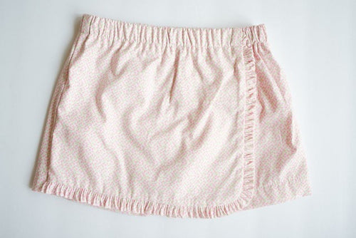 Gabby Skort with Ruffle Trim