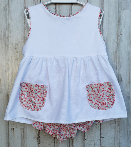 Junie Bloomer Shorts Set