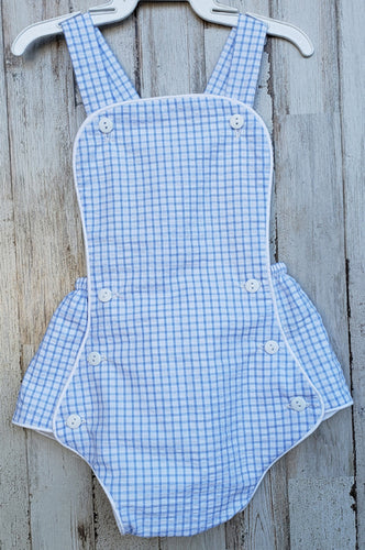 Riley Plain Unisex Sunsuit