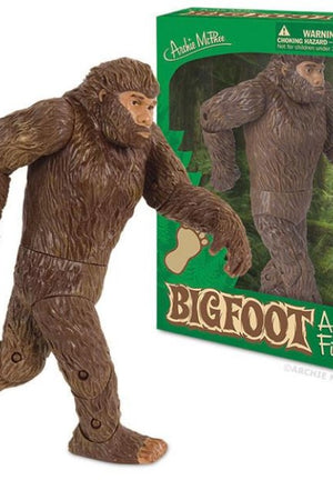 Bigfoot Toy Sculpture Figure