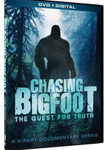 Chasing Bigfoot DVD