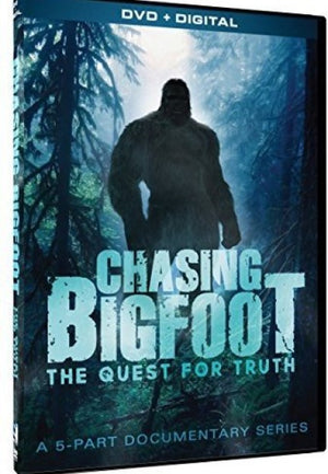 Chasing Bigfoot The Quest For Truth DVD