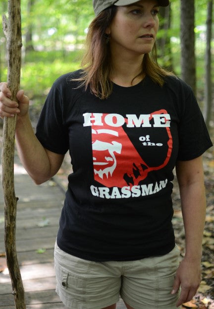Home of the Ohio Grassman Shirt