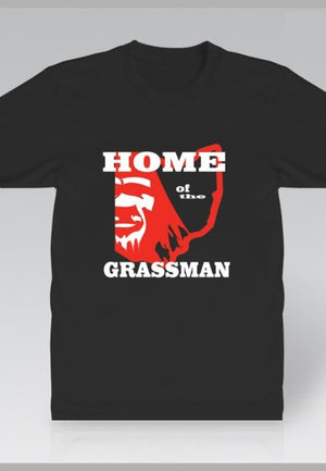 Ohio Bigfoot Sasquatch Grassman T-Shirt