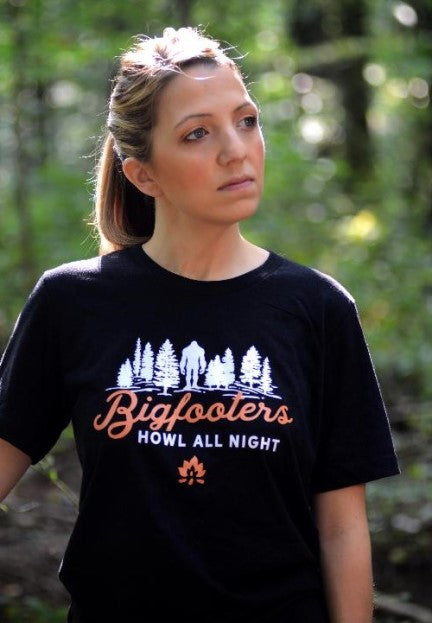 Bigfooters Howl all Night T-Shirt