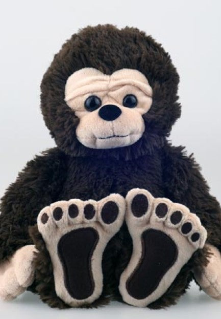 15 Inch Plush Bigfoot Sasquatch