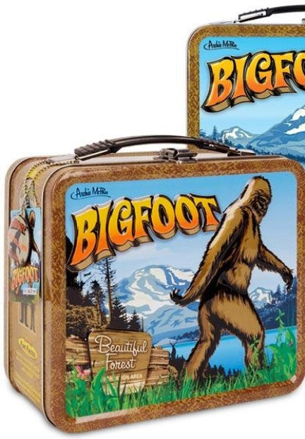 Bigfoot Lunchbox