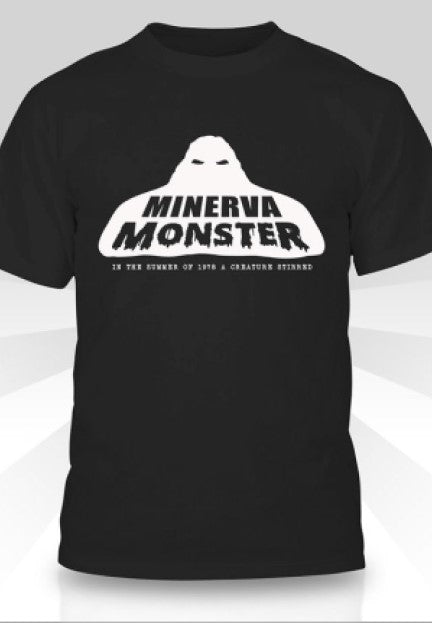 Minerva Monster Retro T-Shirt