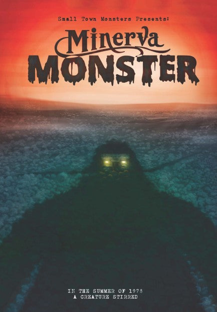 Minerva Monster Documentary DVD Blu-ray