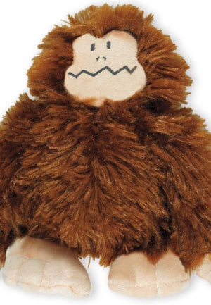 Plush Bigfoot Sasquatch Rescue Kit