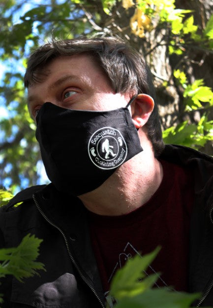 Sasquatch Clothing Company Face Mask