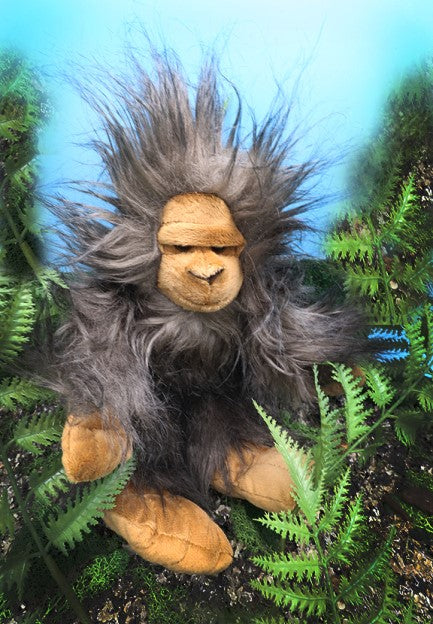"15"" Plush Wildman Bigfoot"