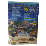 Nature's Ocean Natural White #1 Bio-Activ Live Aragonite Reef Sand