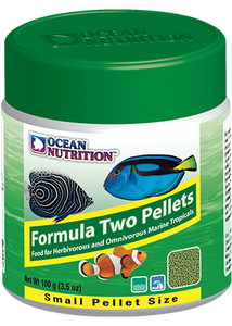 Formula Two Small Pellets
