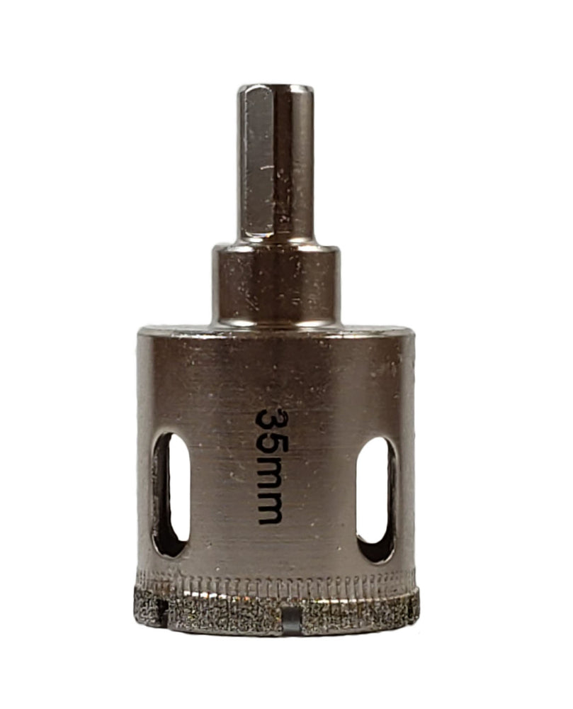 Diamond Coated Glass Drill Bit