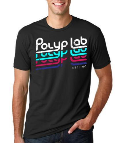 PolypLab Black Repeater Shirt