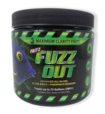 FUZZOUT Filter Media & Hair Algae Remover - 16 oz