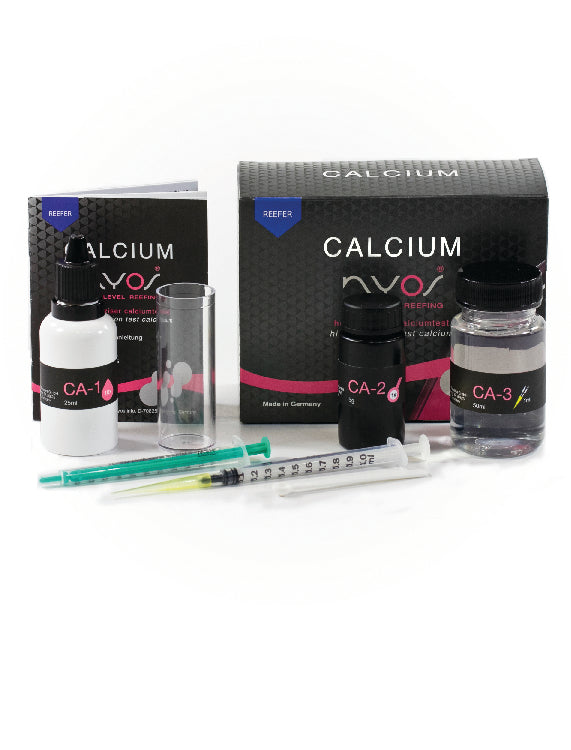 Nyos Calcium Reefer test Kit - 50 Tests