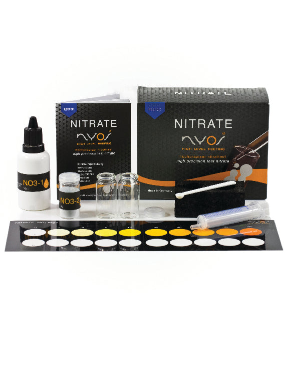 Nyos Nitrate Reefer test Kit - 50 Tests