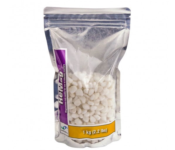 REMAG - MAGNESIUM MEDIA FOR CALCIUM REACTORS 1KG (2.2lb)