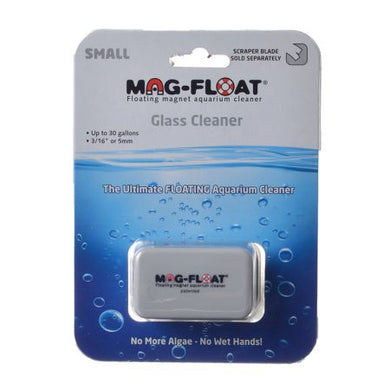 Mag Float Magnetic Glass Cleaner Small (30 Gallons)