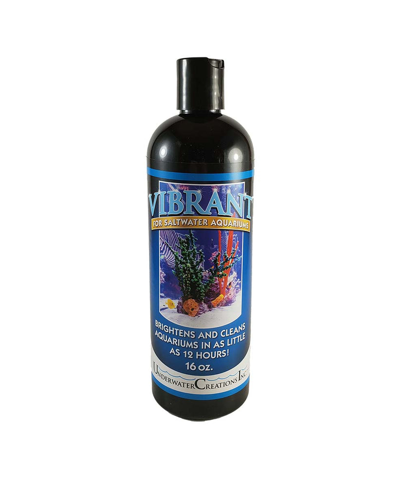 Vibrant For Saltwater Aquariums - Fish only Aquariums