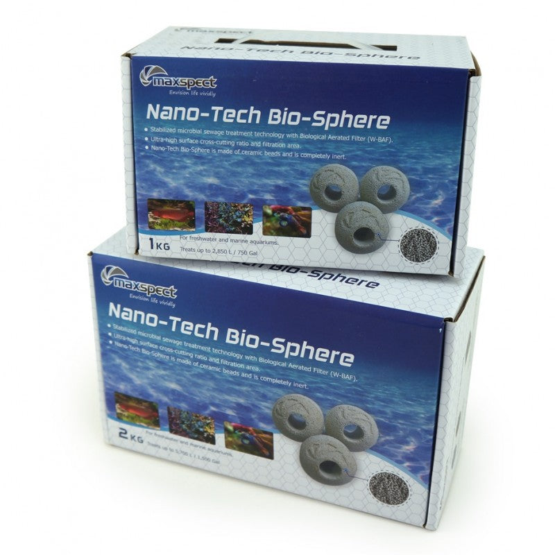 Maxspect Nano-Tech Bio-Spheres